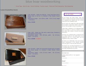 BLue Boar image